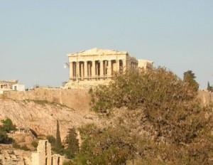 athenes en grece